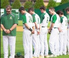 Knox Catholic baseball team