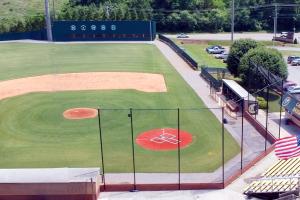 Knox Catholic High School baseball field