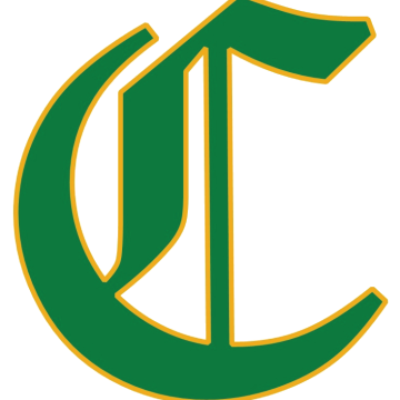 Knoxville Catholic baseball logo