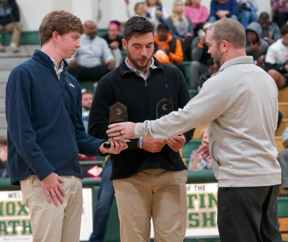 KCHS honors Ethan Elliott and Kole Kottam