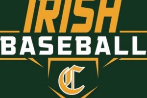 Knoxville Catholic Baseball Irish logo