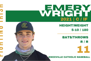 Emery Wright 2021 baseball