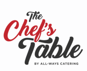 The Chef's Table by All-Ways Catering supports Catholic Baseball