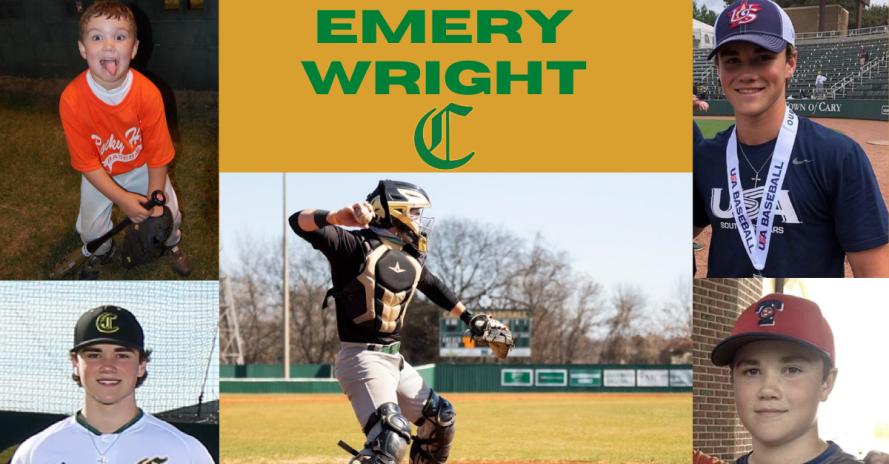 Emery Wright, Senior KCHS